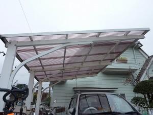 屋根張替え完成。