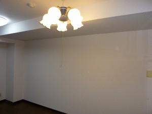 壁紙張り替えて。