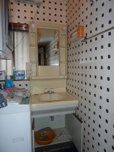 もともとヤマハの洗面台ですが。。。