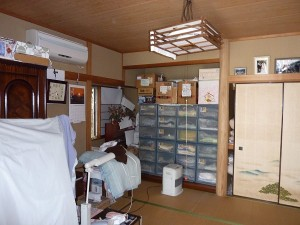 洋室になる前のメーターモジュールサイズの和室約10畳です。