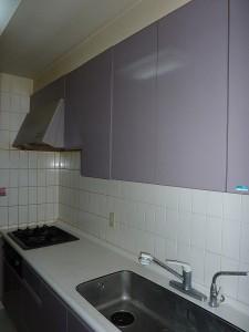当初のキッチンは。。。