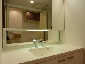 ノーリツ:ソフィニア システム洗面化粧台に。。。
