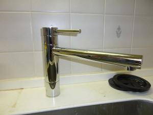 TOTO:キッチン水栓金具です。。。