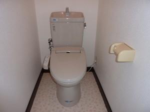 トイレも。。。
